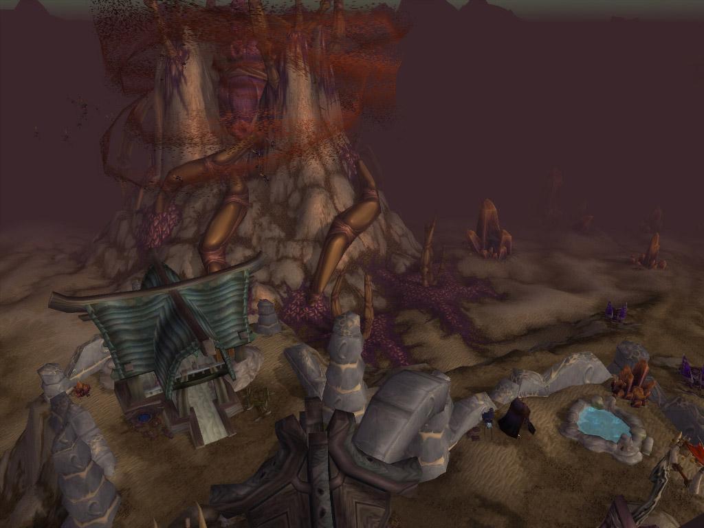 Screenshot de World of Warcraft: Vanilla.