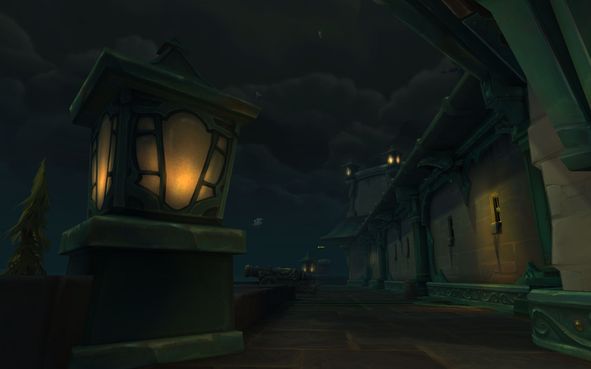 Screenshot du donjon Tol Gador sur World of Warcraft: Battle for Azeroth.