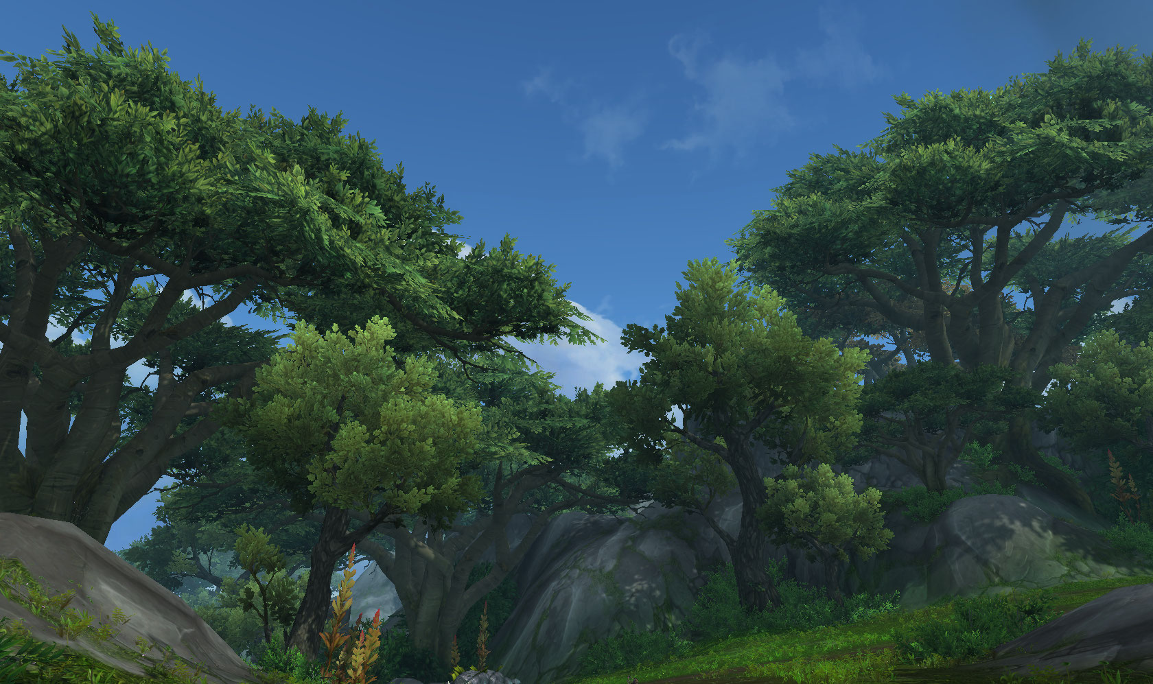 Screenshot de World of Warcraft: Battle for Azeroth.
