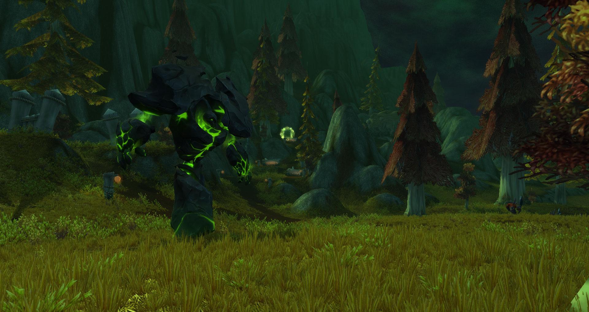 how to get to azshara from dalaran legion