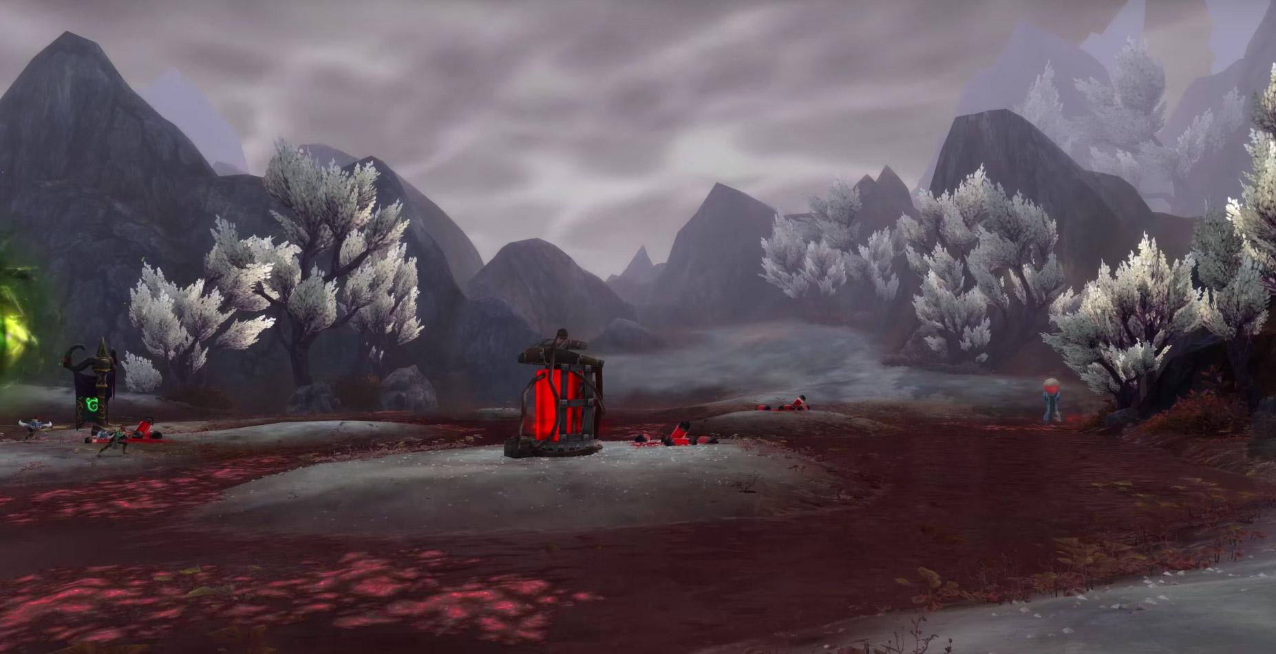 Nouvelles zones dédiées aux invasions sur Argus.