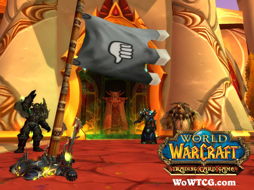Carte du pack JCC Drums of War.