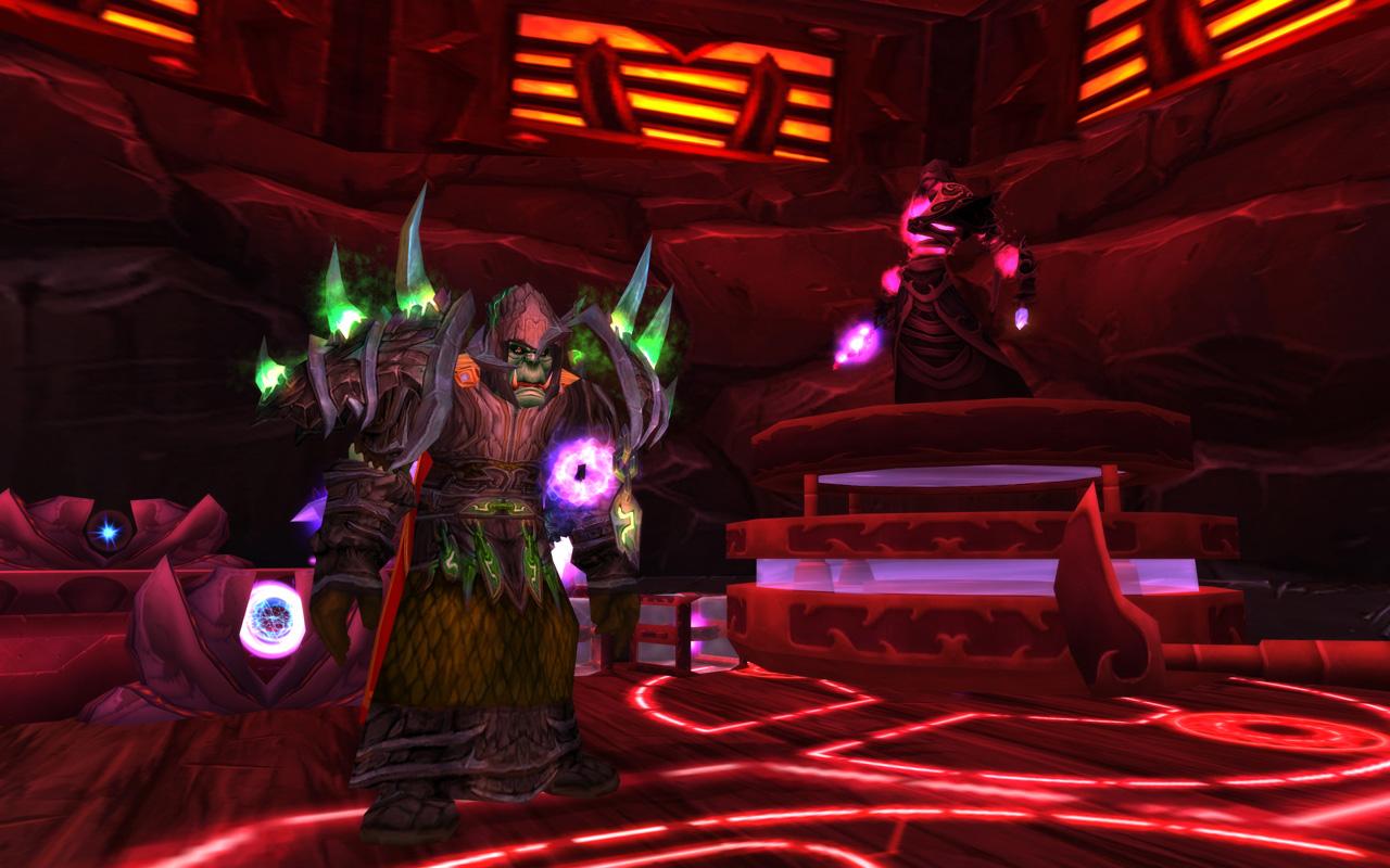 Preview de la transmogrification présentée lors de la GamesCom 2011.