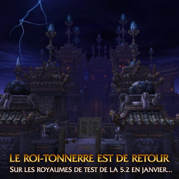 5.2, nouvelles extension et avenir de WoW 2024