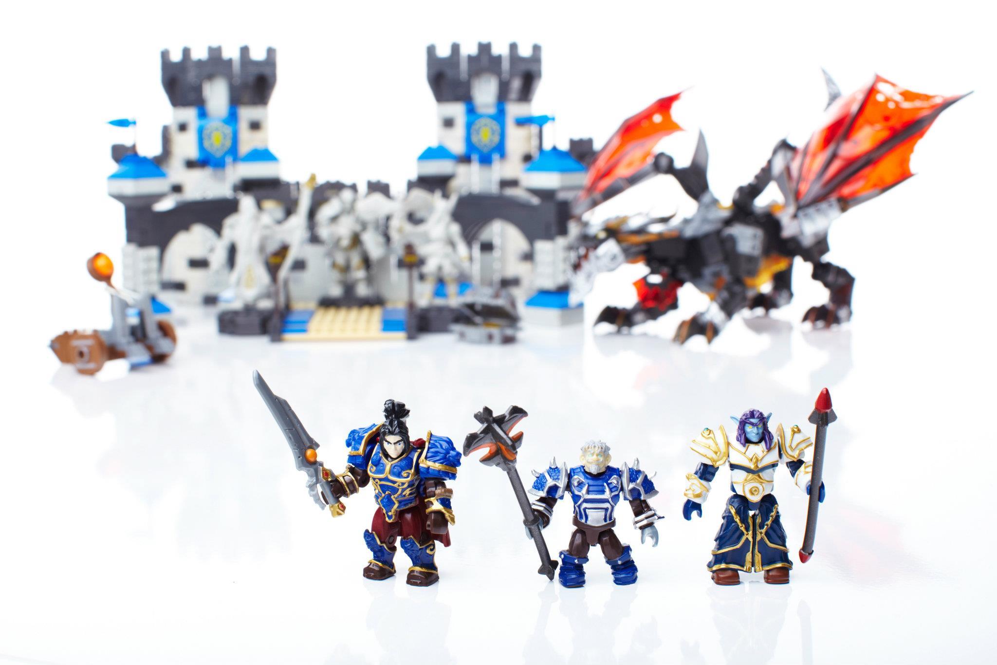WarcraftWarcraft Mega Bloks Of World Judgehype Jouets vmwN08n