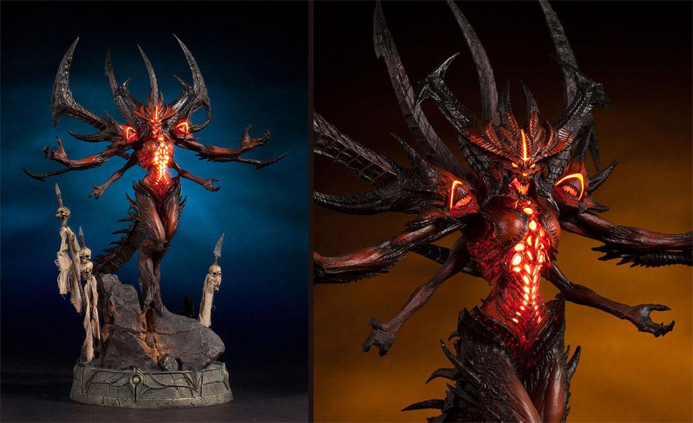 Diablo III / Diablo / Sideshow ( Novembre 2013 ) 819
