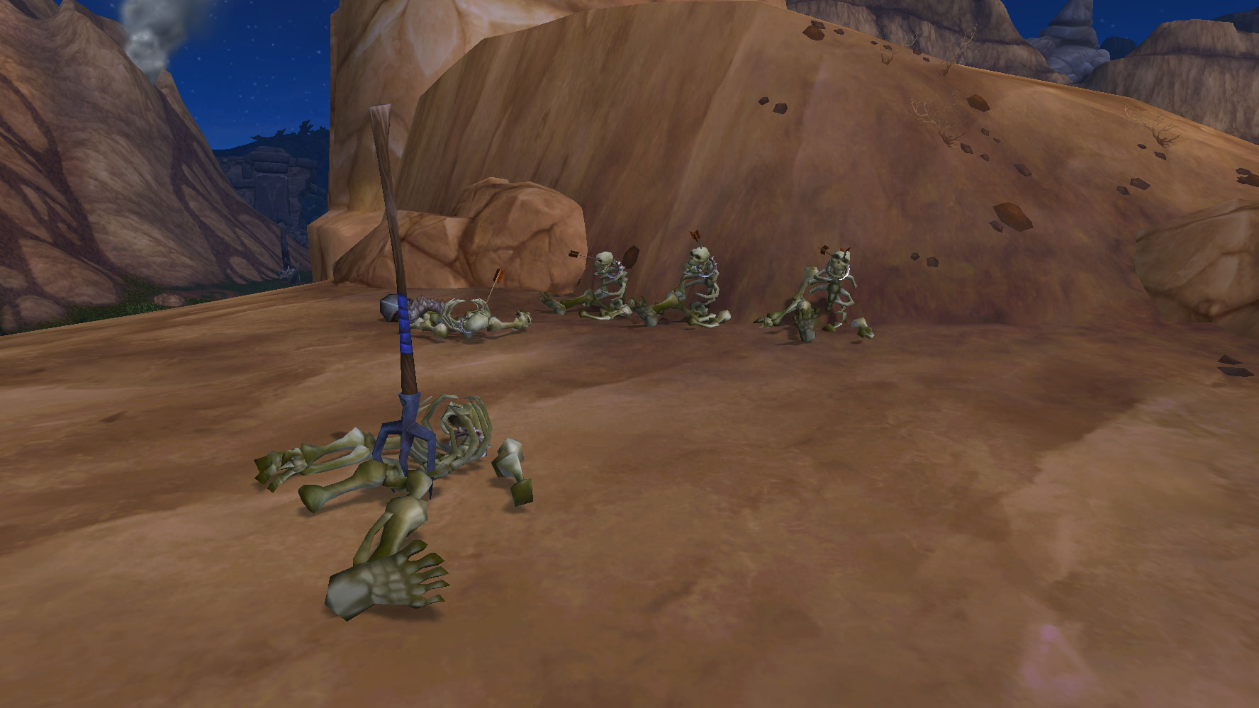 Screenshot de World of Warcraft: Warlords of Draenor.