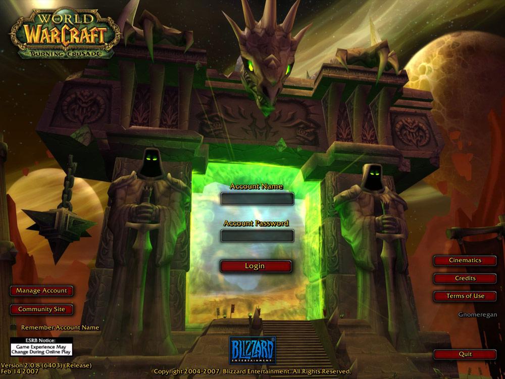 Patch 403 - Game Guide - World of Warcraft - Battlenet
