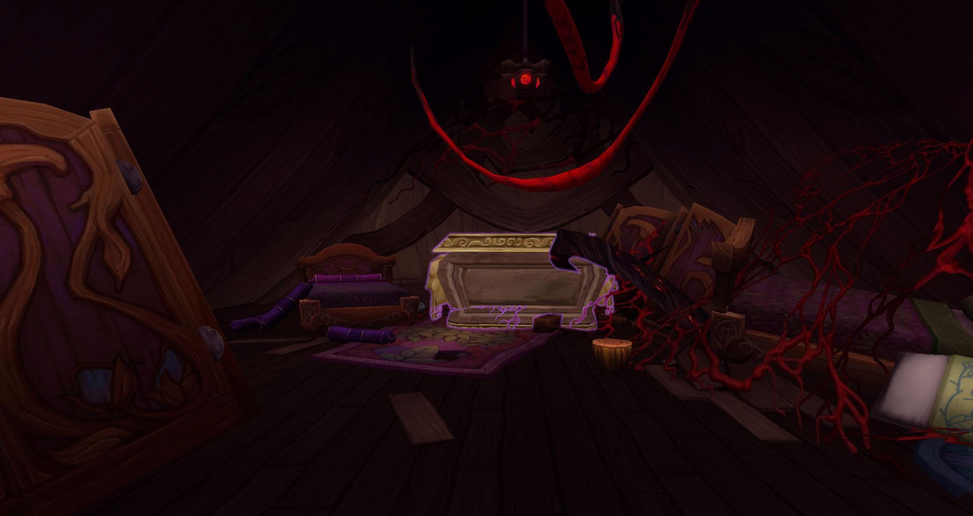 Screenshot de World of Warcraft: Legion.