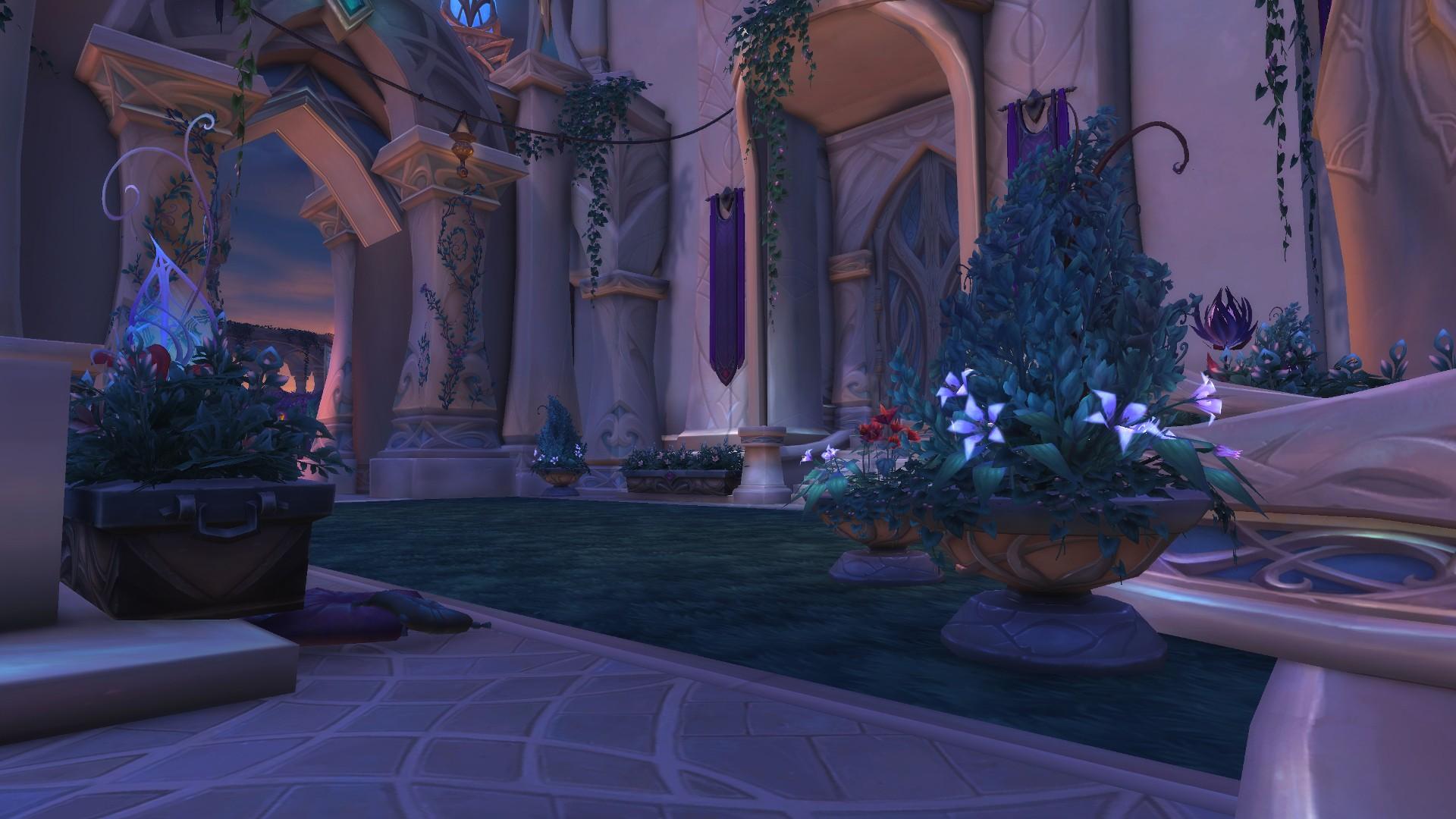 Screenshot du Palais Sacrenuit réalisé par Nevska.