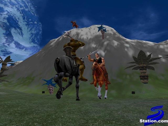 Screenshot d'Everquest