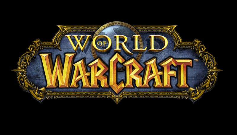 Logo officiel de World of Warcraft