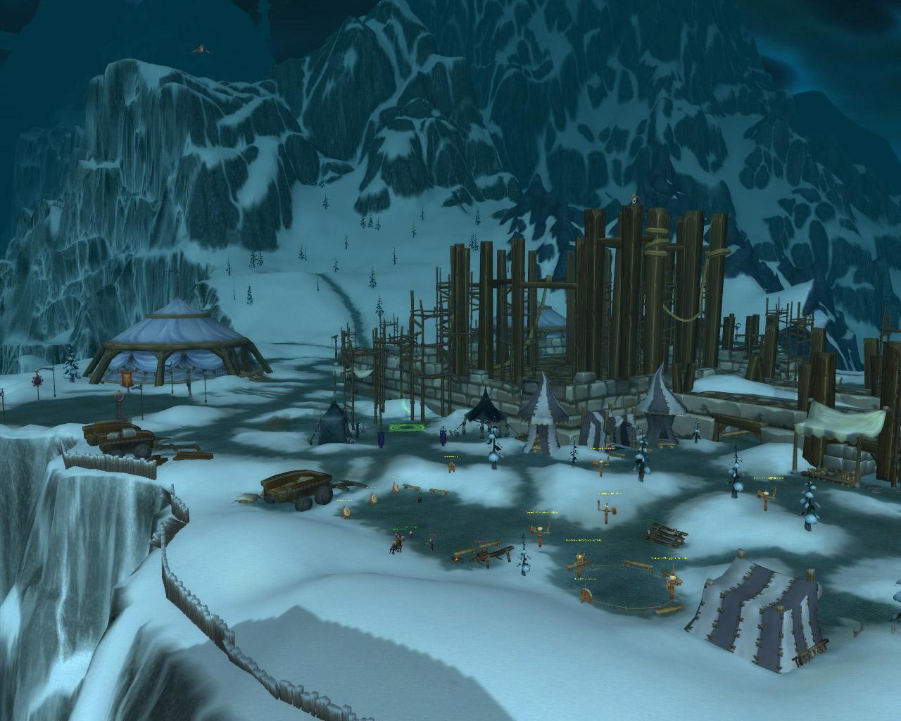 Screenshot du Tournoi d'Argent sur le PTR 3.1.