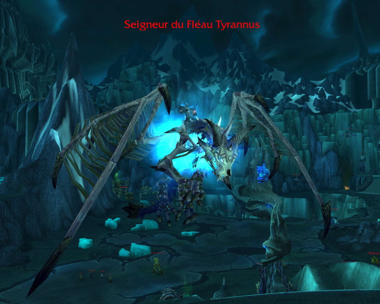 ptr 3 3 les salles gel es la fosse de saron world of warcraft judgehype. Black Bedroom Furniture Sets. Home Design Ideas