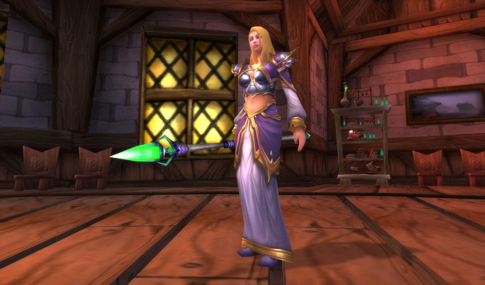 Jaina Portvaillant après le patch 3.3