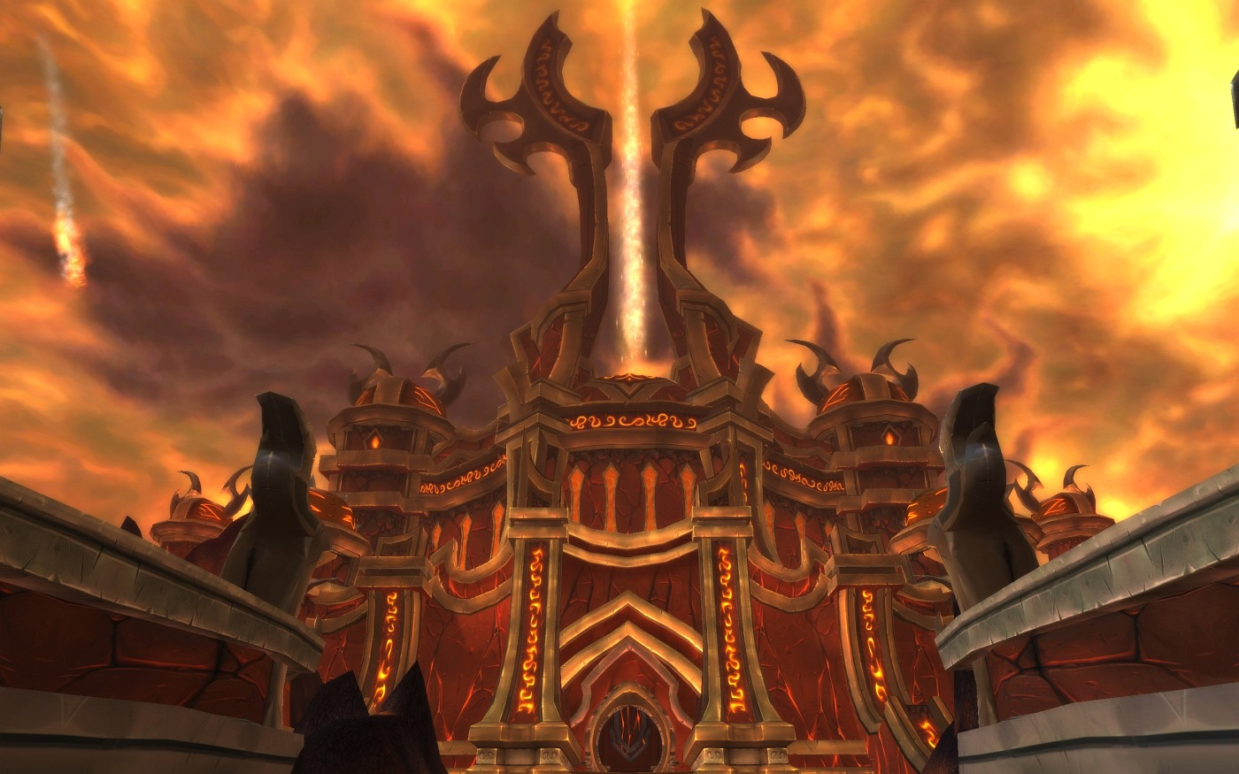 Patch 4.2 : Preview du raid Firelands.