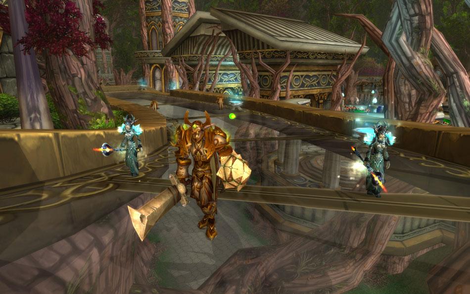 World of Warcraft. Preview du patch 4.3. Le Puis d'Eternité.