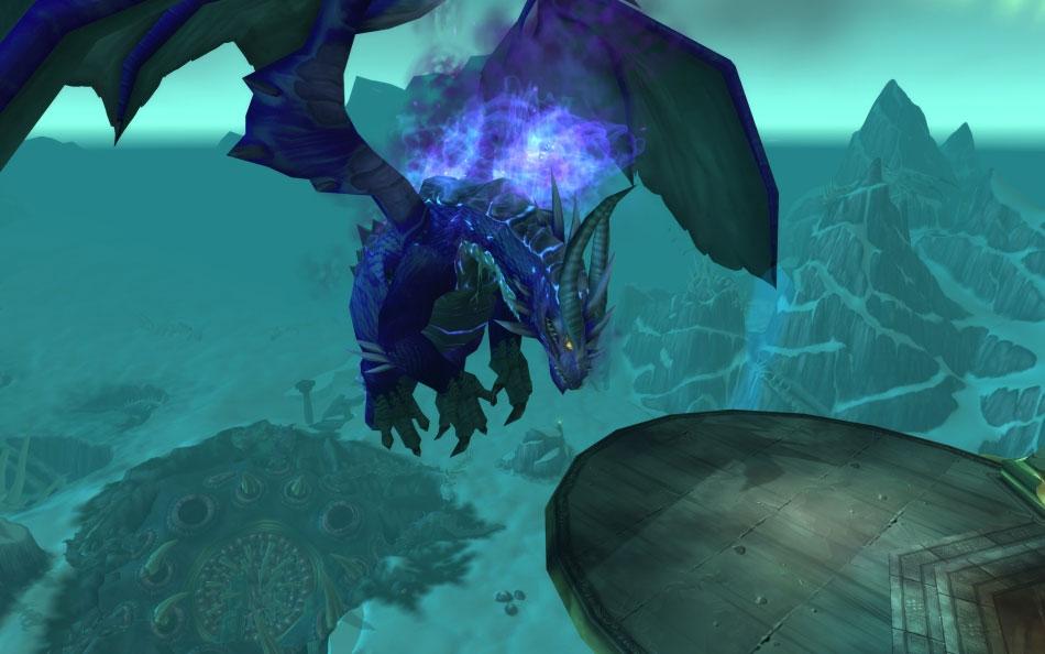 World of Warcraft. Preview du patch 4.3. L'Ame du Dragon.