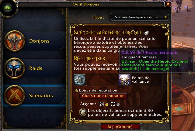 Patch 5.3 de World of Warcraft.