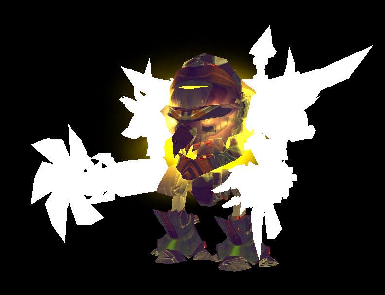 PTR 5.4: Shredder Mount.