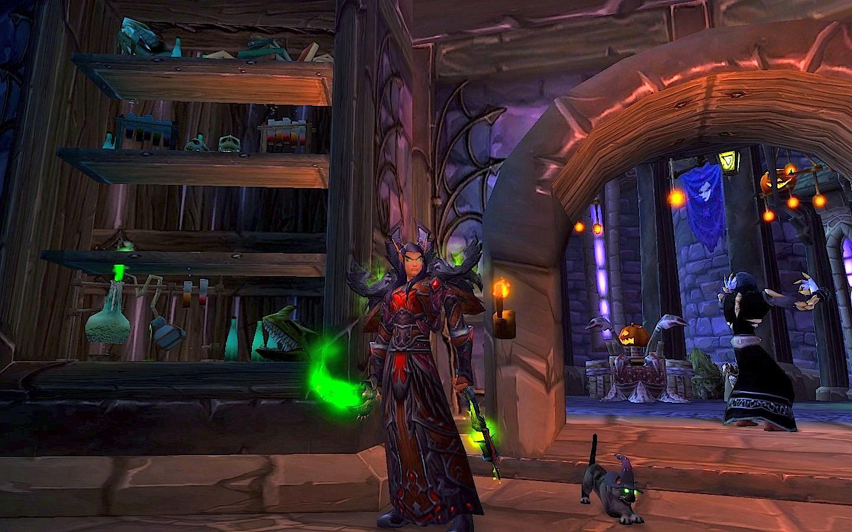 Screenshot de la Sanssaint réalisé par Pierre.