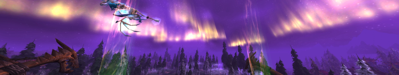 World of warcraft avec l 39 amd eyefinity 5760x1080 for Screenshot ecran