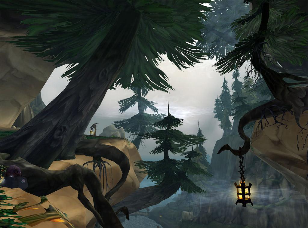 Wrath of the Lich King : Screenshots de août 2007