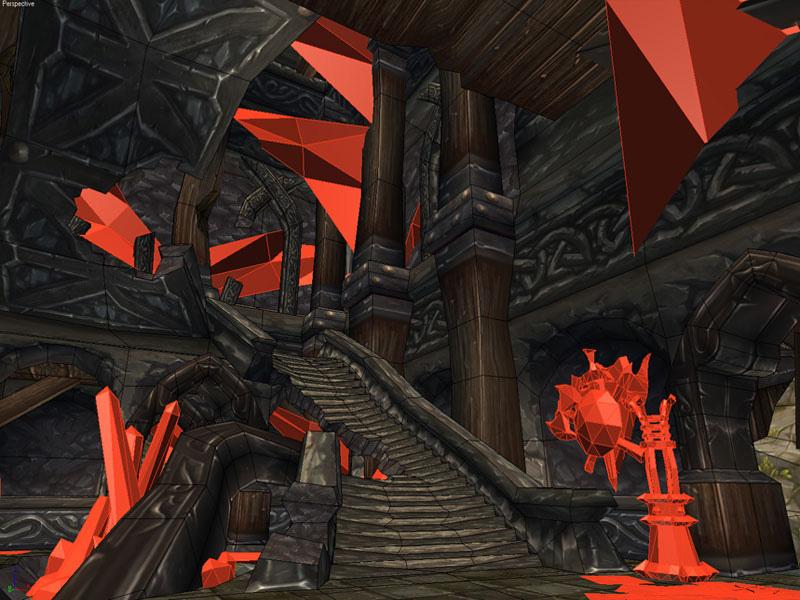 Screenshot de Wrath of the Lich King (novembre 2007).