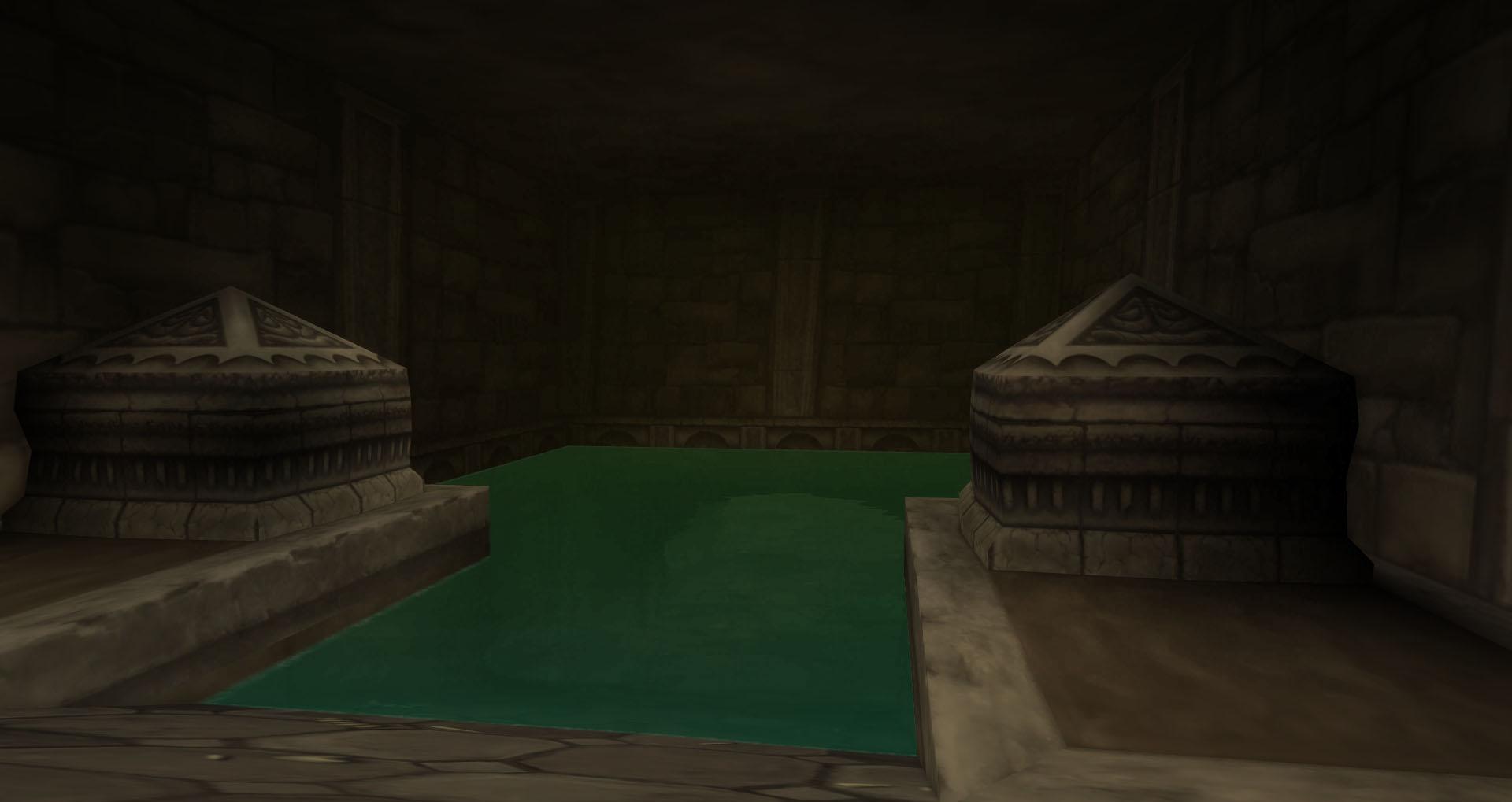 Screenshot de World of Warcraft: Lieux insolites et mystérieux.