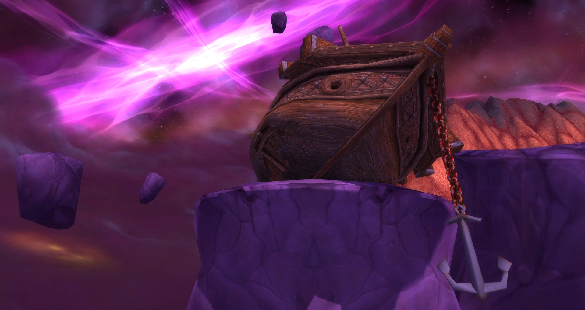 Screenshot de World of Warcraft.