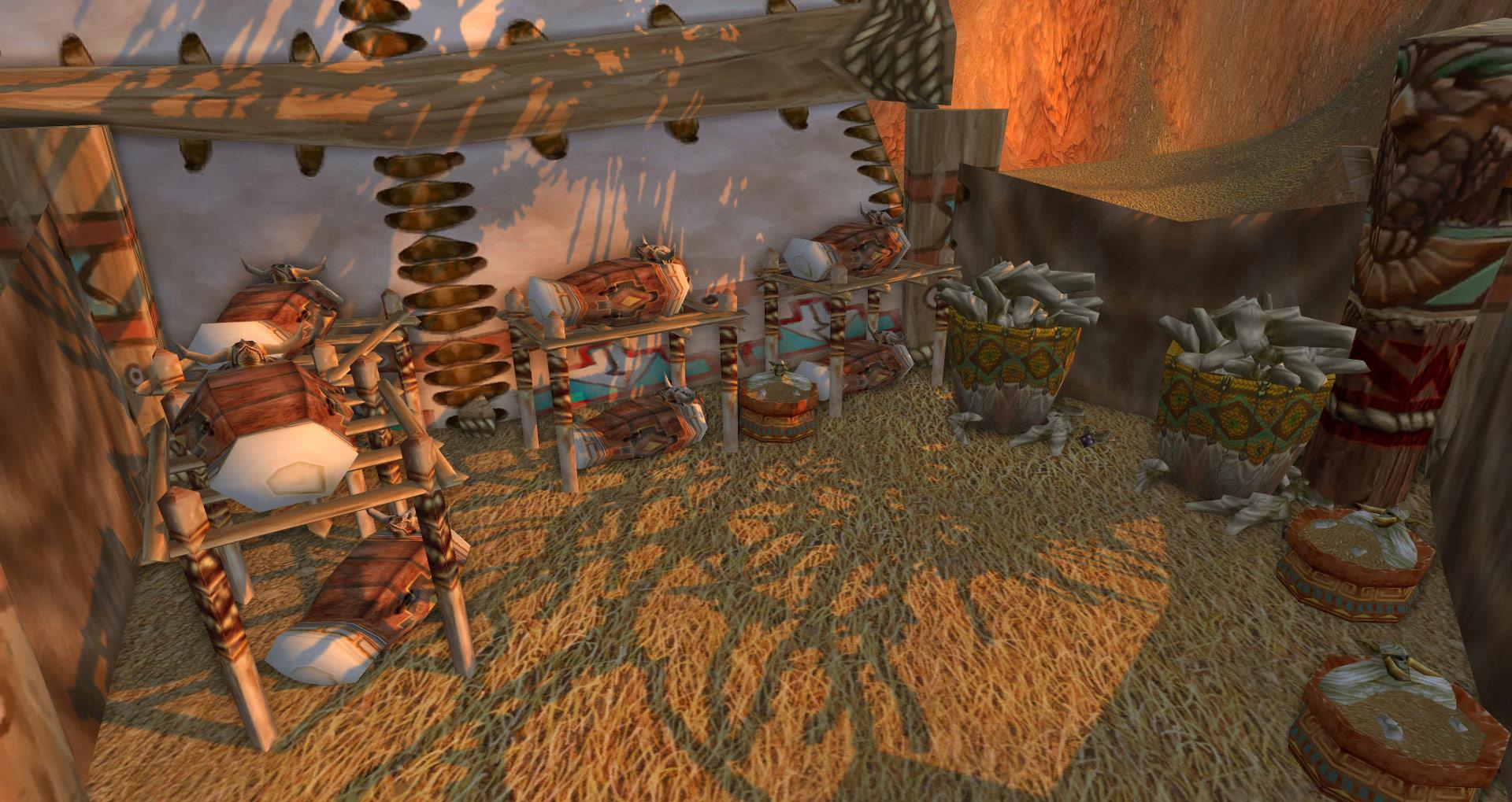Screenshot de World of Warcraft.